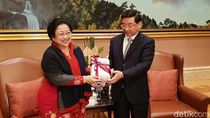 Di Fujian, Mega Kenang Kunjungan Pertamanya ke China