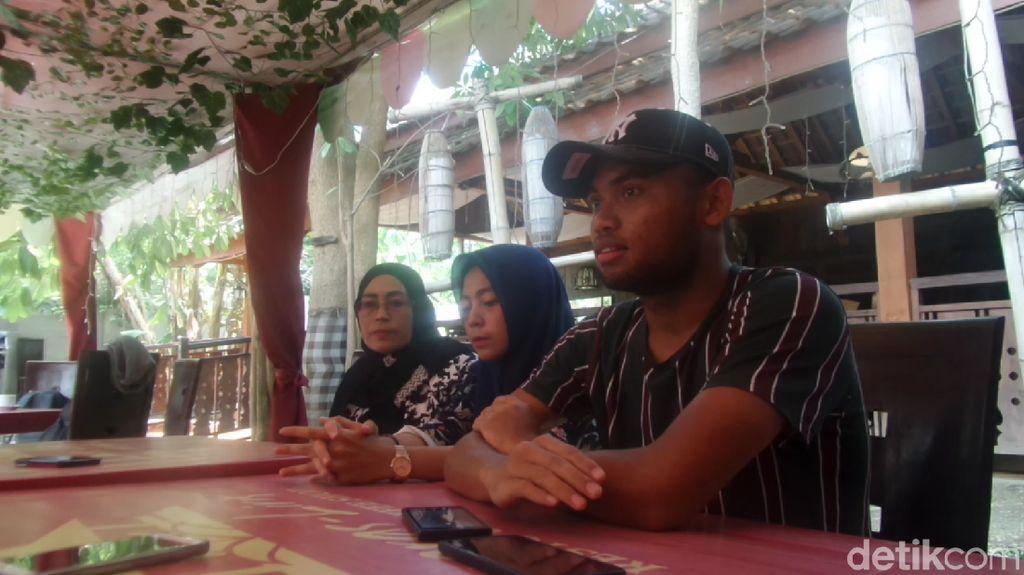 Saddil Ramdani dan Pelapor Damai