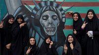 Washington vs Teheran Kian Mencemaskan