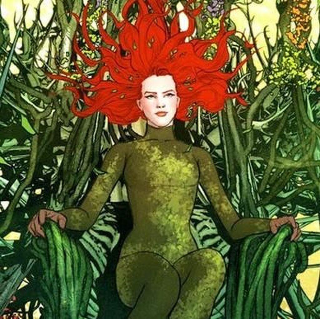Harley Quinn Konfirmasi Kematian Poison Ivy, Benarkah?