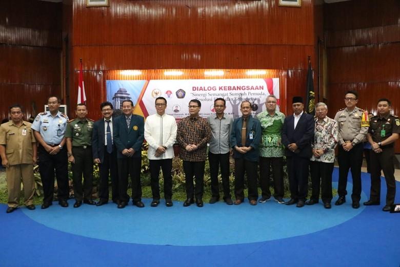 MPR: Persatuan Adalah Kunci Hadapi Berbagai Bentuk Ancaman