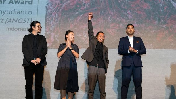Cerita Suvi Wahyudianto Saingi 3 Negara dan Menang di Asia Tenggara