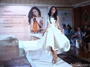 Wakil Indonesia Jadi Juara Runner Up 3 di Miss Supranational 2018
