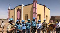 Kisah Bripka Dewi, Sisihkan Gaji Demi Bangun Masjid di Sudan