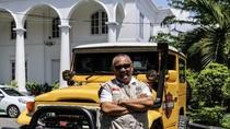 Rusli Habibie, Gubernur Gorontalo yang Hobi Blusukan dengan Jeep
