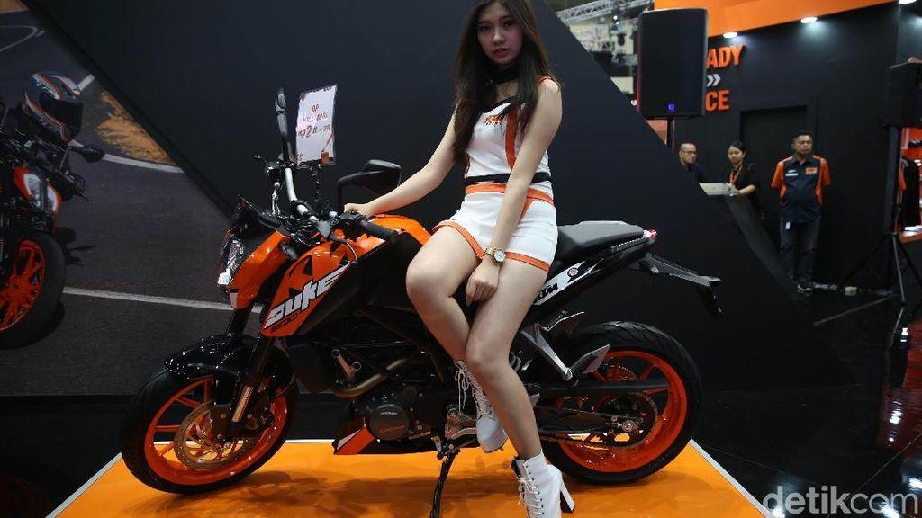 Duke Series Jadi Tulang Punggung Penjualan KTM di Indonesia