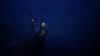 Spot renang rahasia (REUTERS/Hannah McKay)