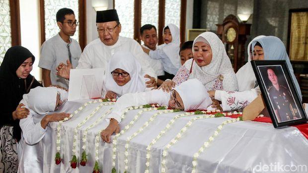 Pemakaman korban Lion Air /