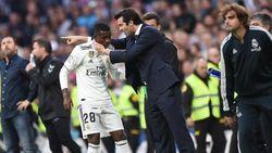Vinicius Junior Harusnya Jadi Pemain Utama Madrid Sejak Awal