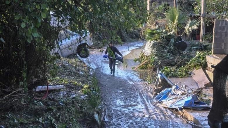 9 Orang Sekeluarga Tewas Akibat Badai di Italia