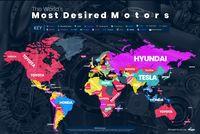 Bukan Toyota, Ini Merek Mobil yang Paling Dicari di Indonesia