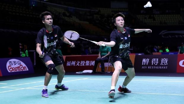 Indonesia Masters 2019 menjadi turnamen terakhir bagi Liliyana Natsir.