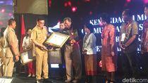 Kemendagri Beri Penghargaan GP Ansor, PP Muhammadiyah hingga PP