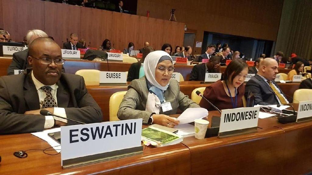 Indonesia Dukung ILO Wujudkan Program Pembangunan Berkelanjutan