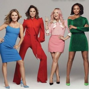 Jelang Tur, Spice Girl Rilis Koleksi Baju Untuk Alasan Mulia