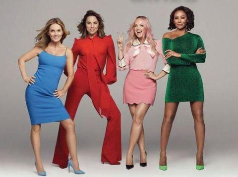 Spice Girls gelar konser lagi di 2019.
