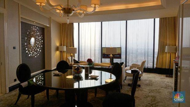 Top! The Trans Luxury Hotel Raih Nominasi World Travel Awards