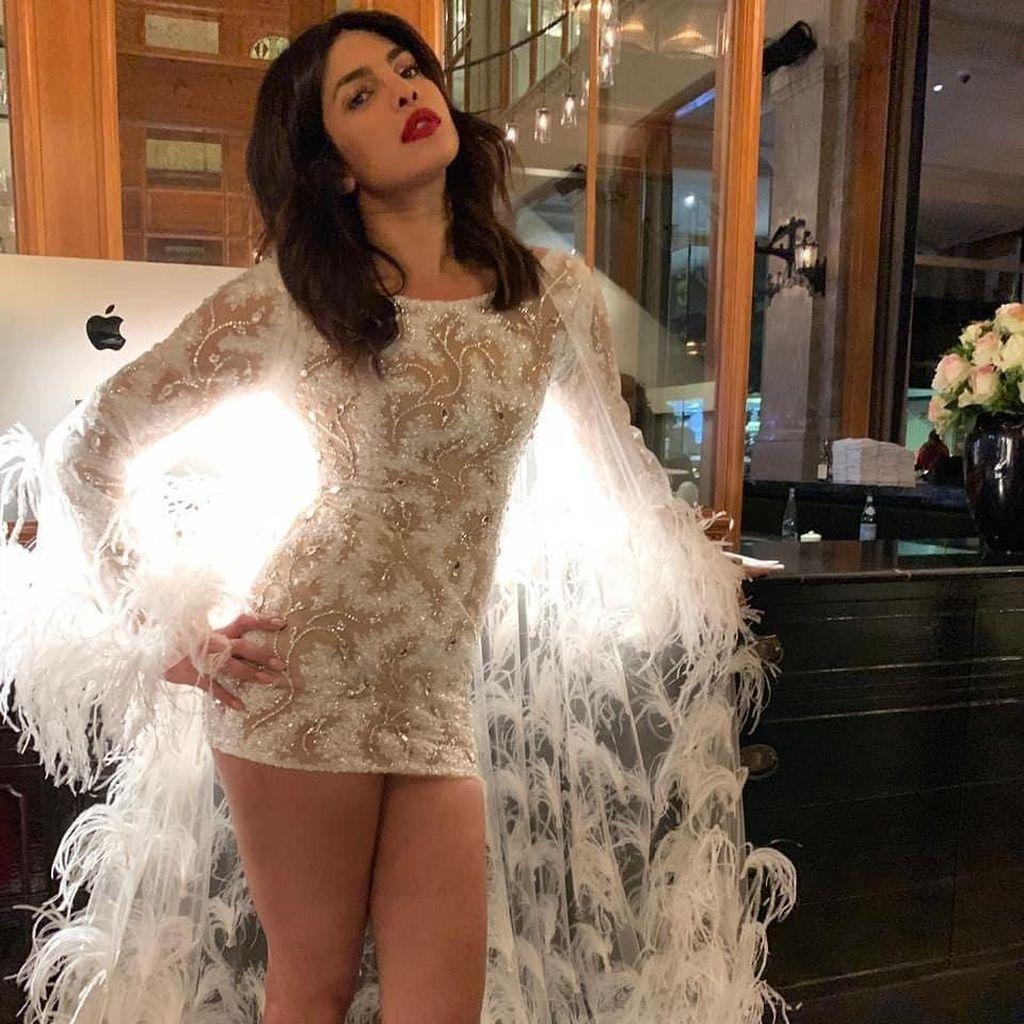 Capai Rp 200 Juta, Priyanka Rilis Daftar Hadiah Pernikahan yang Diinginkan
