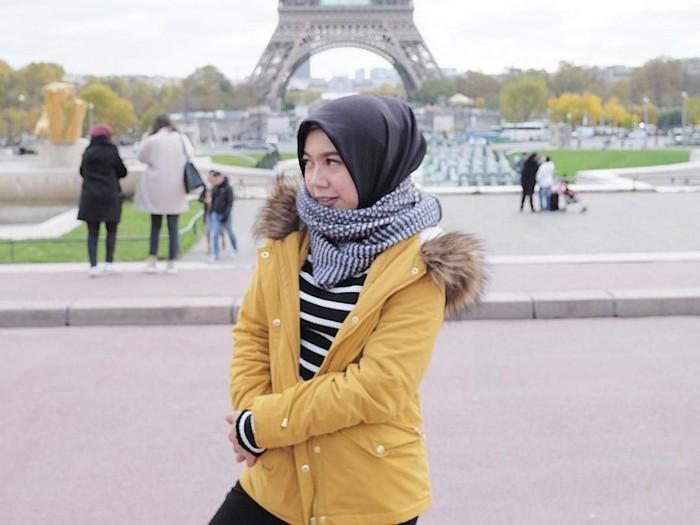 Kisah pengusaha hijab sukses. Foto: Instagram/CallandaHijab