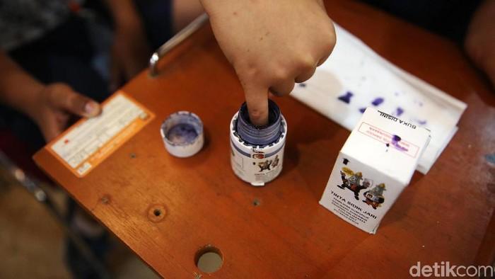 Ilustrasi pemilihan umum. Foto: Agung Pambudhy