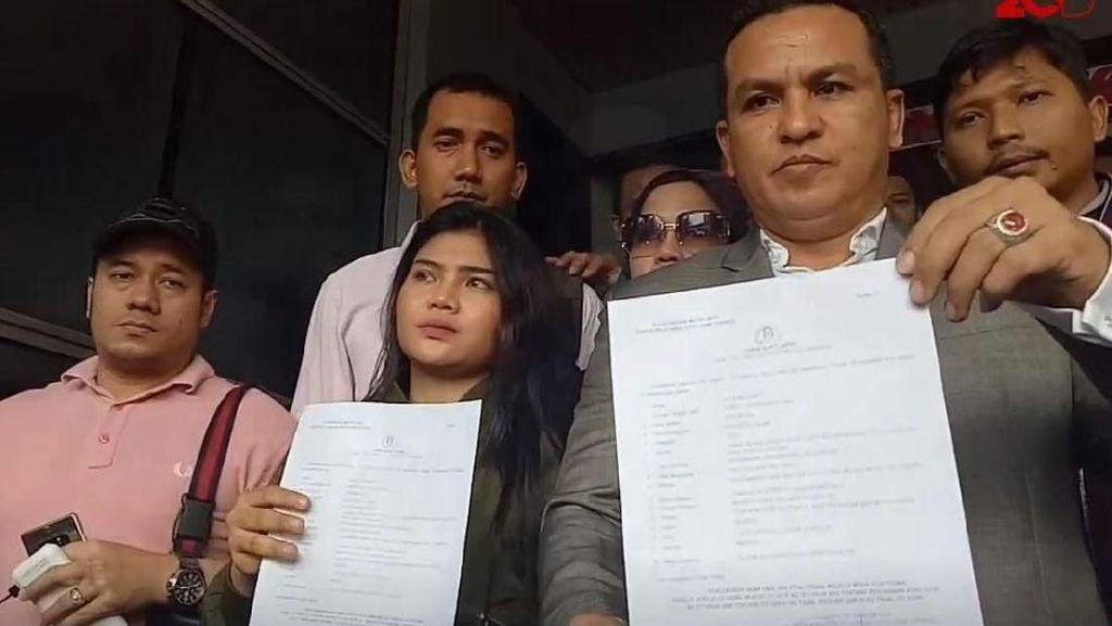 Heboh Petisi Tolak Meldi Keponakan Dewi Perssik Masuk TV