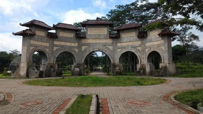 Kebun Raya Boyolali. Foto: (Ragil Ajiyanto/detikTravel)