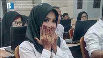 Masih Pakai Makeup, 2 Pengantin Tinggalkan Resepsi Pernikahan Demi Tes CPNS