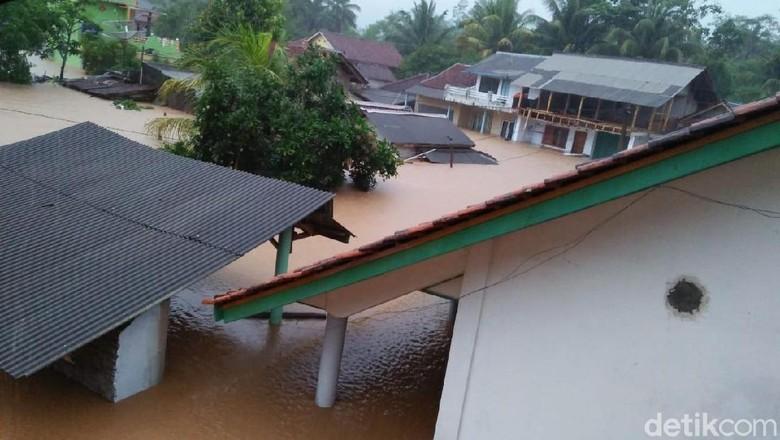 Korban Tewas Banjir Bandang di Tasikmalaya Bertambah, 1 Hilang