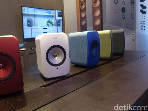 KEF speaker high end