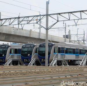 Ini Sumber Listrik yang Dipakai MRT dan LRT Jakarta