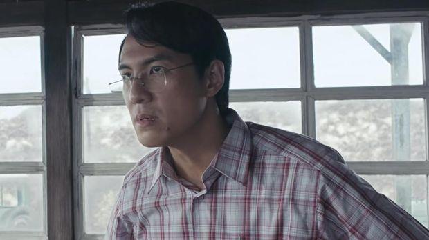 Aktor Daniel mananta yang memerankan Ahok dalam film 'A Man Called Ahok'.