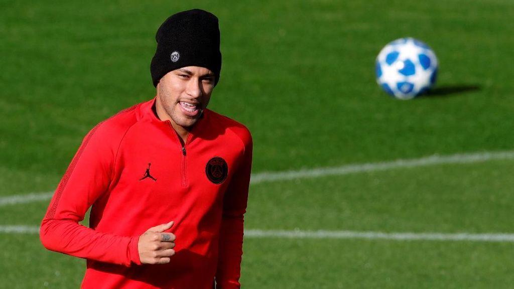 Neymar: Napoli vs PSG Ibarat Laga Final