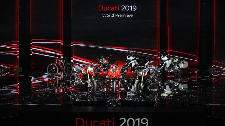 Peluncuran motor Ducati (Foto: Dok. Ducati)