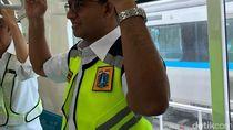Heboh Selebgram Injak Kursi MRT, Anies: Ini Menjadi Pelajaran Penting