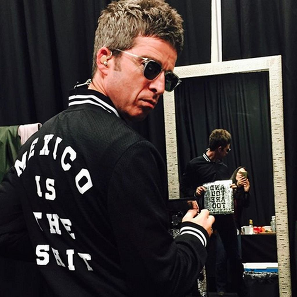 Noel Gallagher Anggap Personel Coldplay Anaknya