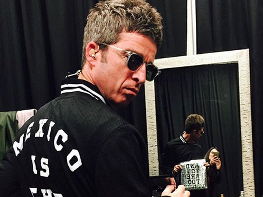 Noel Gallagher Anggap Personel Coldplay Anaknya