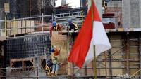 Ekonomi RI -5,32%, Lebih Parah dari Prediksi Sri Mulyani dan Airlangga