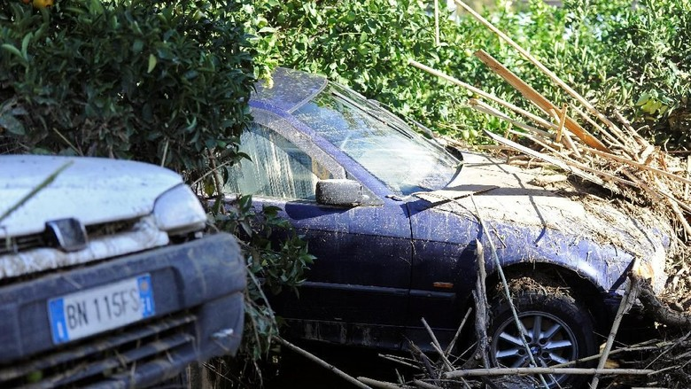 Foto: Dampak Banjir Parah di Italia yang Tewaskan 30 Orang