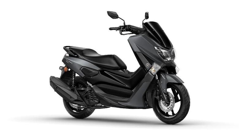 Yamaha Nmax Warna Baru Meluncur di Eropa