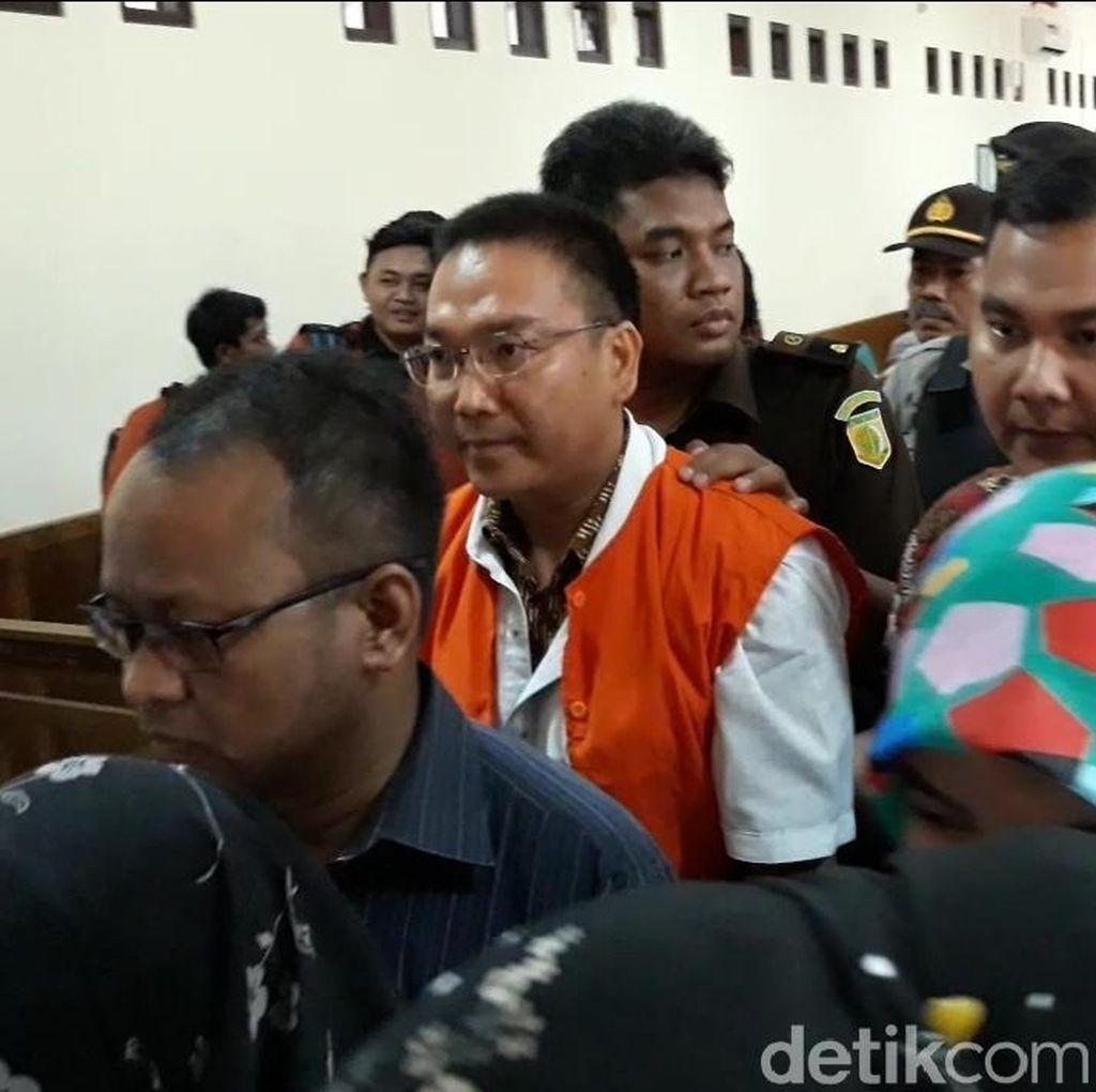 Ditunda Lagi, Sidang Tuntutan Iwan Adranacus Digelar Tahun Depan
