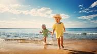 Terpapar Sinar Matahari Bantu Anak Tertidur di Malam Hari