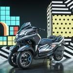 Yamaha 3CT, XMAX Beroda Tiga