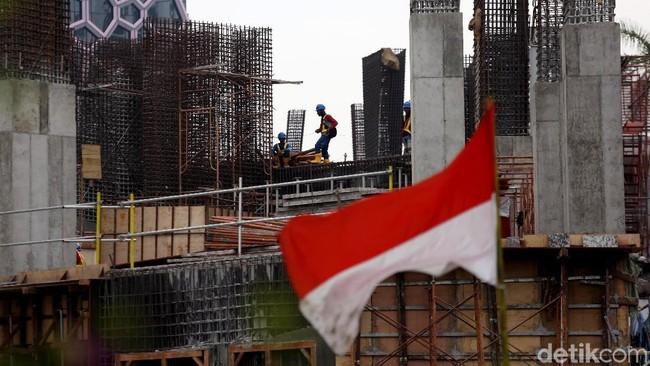Ilustrasi pertumbuha ekonomi/Foto: Agung Pambudhy