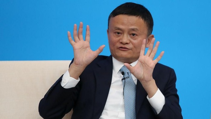 Jack Ma. (Foto: Getty Images)
