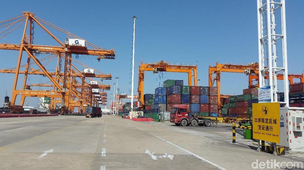 Pelabuhan Perdagangan Bebas Guangxi China Terdekat dengan ASEAN