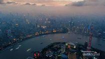 Wisata Indoor Shanghai Ditutup Lagi, Ada Corona Gelombang Kedua?