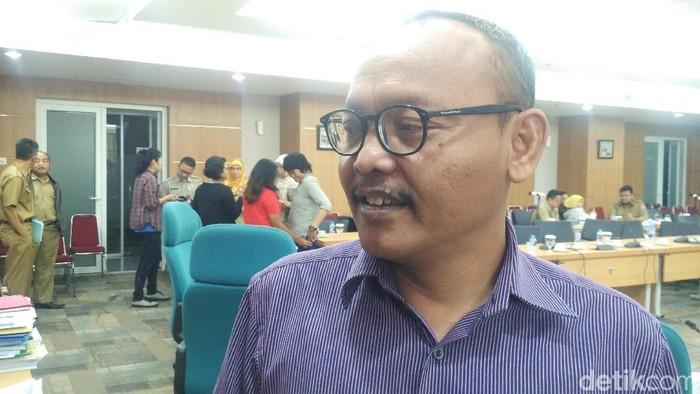 Wakil Ketua DPD Gerindra DKI, Syarif (Foto: Muhammad Fida-detikcom)