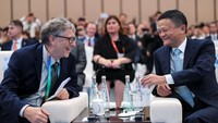Bill Gates Cerai Bikin Geger Warga China