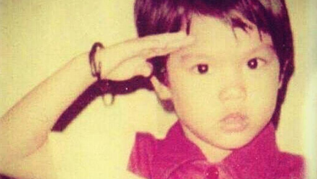 7 Foto Throwback Masa Muda Ahmad Dhani