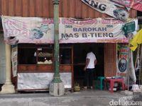 Bakso Barokah Mas B-Tieng: Mantul! Bakso Sapi Gurih Mantap Khas Wonogiri